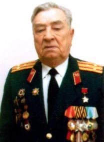 БулатовМихаил Алексеевич
