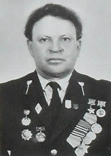 КрышкинВасилий Трофимович