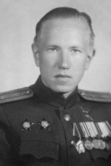 КомагоровВалентин Алексеевич