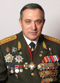 Генерал Армии Анатолий Квашнин