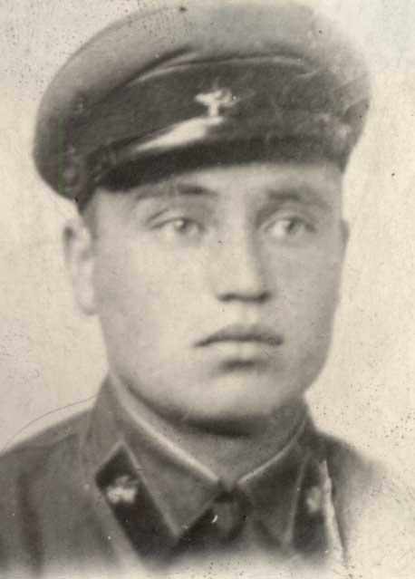 Орлов Н.С., 1940 г.