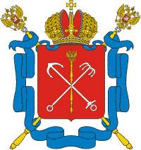 Герб города Санкт-Петербурга